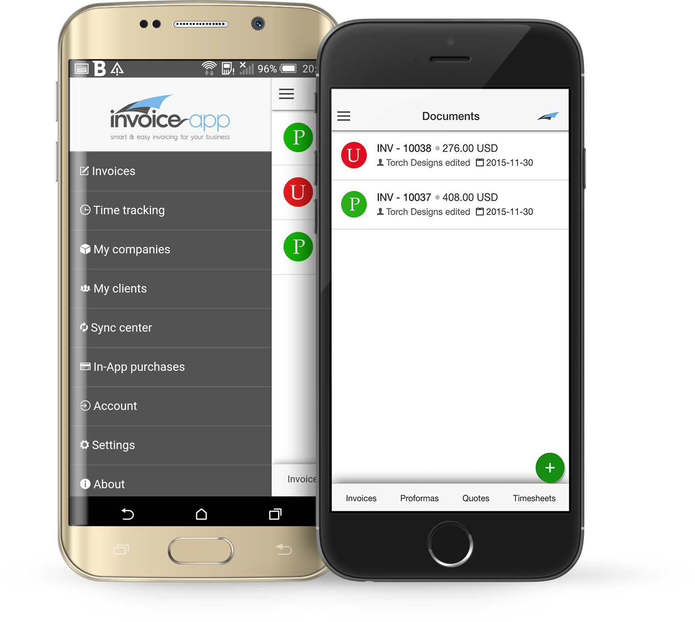 invoice app com create invoices using our mobile and browser apps